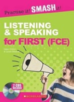 Listening and Speaking for First with answer key + audio-cd