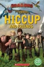 Dragons: Hiccup and Friends + audio-cd