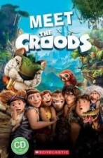 Meet the Croods + audio-cd