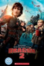How to Train Your Dragon 2 + audio-cd