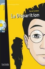 La disparition + audio-cd