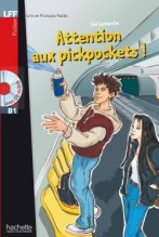 Attention aux pickpockets + audio-cd