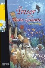Le tresor de la Marie-Galante + audio-cd
