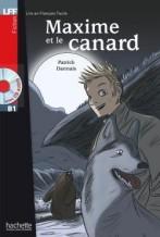 Maxime et le canard + audio-cd