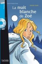 La Nuit Blanche de Zoé + audio-cd