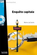 Enquête capitale + audio-cd