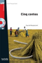 Cinq Contes + audio-cd