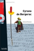 Cyrano de Bergerac + audio-cd
