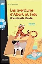 Les Aventures d'Albert et Folio: Une Nouvelle Famille