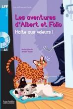 Les Aventures d'Albert et Folio: Halte aux Voleurs