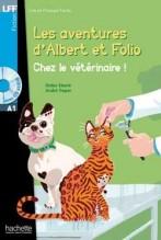 Les Aventures d'Albert et Folio: Chez le Vétérinaire!