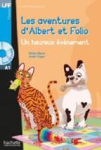 Les Aventures d'Albert et Folio: Un heureux événement