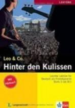 Hinter den Kulissen + audio-cd