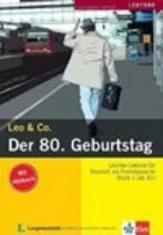 Der 80. Geburtstag + audio-cd