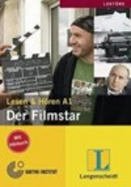 Der Filmstar + audio-cd