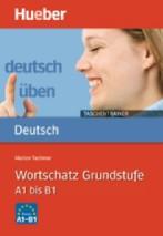 Wortschatz Grundstufe A1 bis B1