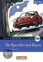 Die Spur führt nach Bayern + Audio-CD
