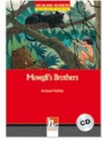 Mowgli's Brothers + audio-cd