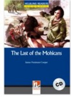 Last of the Mohicans + audio-cd