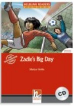Zadie's Big Day + audio-cd