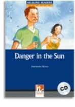 Danger in the Sun + audio-cd