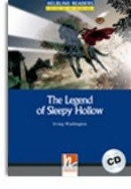 The Legend of Sleepy Hollow + audio-cd