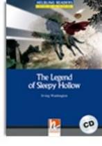 The Legend of Sleepy Hollow + audio-cd