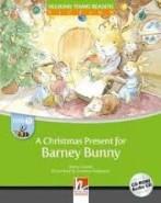 A Christmas Present for Barney Bunny + audio-cd