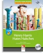 Henry Harris Hates Haitches + cd-rom