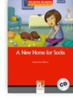 A New Home for Socks + audio-cd