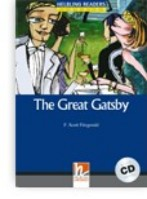 The Great Gatsby + audio-cd