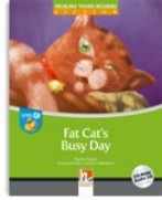 Fat Cat's Busy Day + cd-rom