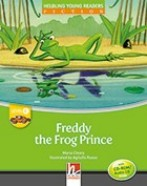 Freddy the Frog Prince + cd-rom