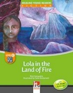 Lola in the Land of Fire + cd-rom