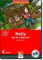 Holly the Eco Warrior + audio-cd