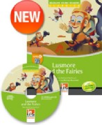 Lusmore and the Fairies + cdrom