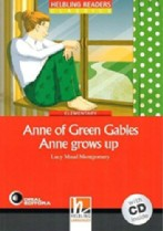 Anne of Green Gables - Anne Grows Up + audio-cd