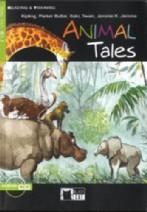 Animal Tales + audio-cd