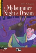 A Midsummer Night's Dream (Playscript) + audio-cd