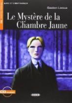 Le Mystère de la Chambre Jaune + audio-cd