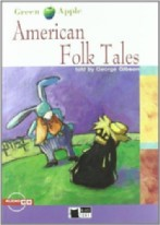 American Folk Tales + audio-cd