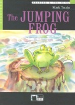 The Jumping Frog + audio-cd
