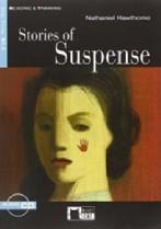 Stories of Suspense + audio-cd