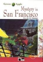 Mystery In San Francisco + audio-cd