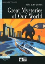 Great Mysteries of Our World + audio-cd