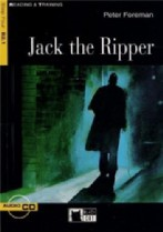 Jack the Ripper + audio-cd