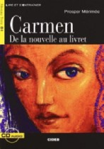Carmen + audio-cd
