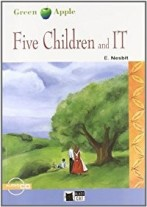 Five Children and It + audio-cd