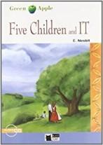 Five Children and It + audio-cd