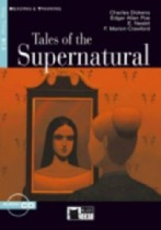 Tales of the Supernatural + audio-cd